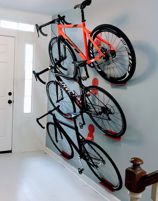 hang your bike within home